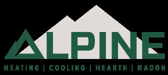Alpine Climate Control, Inc. Logo